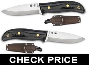 Spyderco Bushcraft G-10 Plain Edge Knife Review