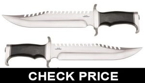 United Cutlery Gil Hibben Survival Bowie knife Review