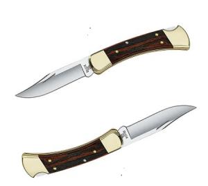 Buck 110BRS Knife
