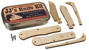 Channel Craft, J J 's Pocket Knife