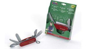 Theo Klein Toy Swiss Army Knife