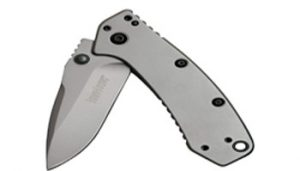 Kershaw 1555TI Carbo Nitride Knife Review