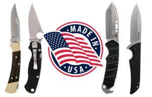 Best Pocket Knife Made in USA 2021