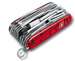 Swiss Champ Knife Review