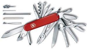 Swiss Knife Swiss Champ Review