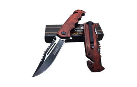 Tac Force G'Store Vintage Pocket Knife Review