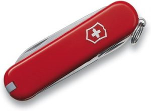 Victorinox Swiss Army Classic Pocket Knife Review