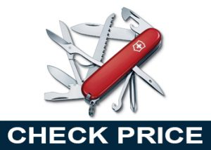 Victorinox Swiss Army Multi-Tool Pocket Knife